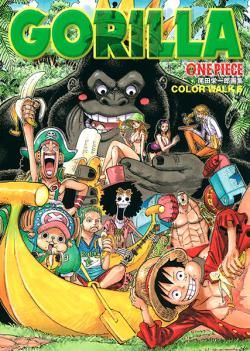 One Piece Color Walk 6 Gorilla (Japanska)