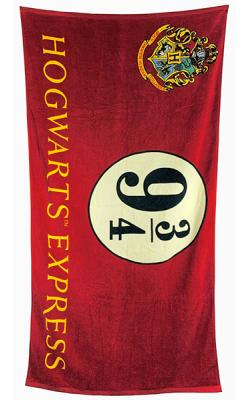 Harry Potter Platform 9 3/4 Towel