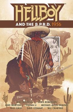 Hellboy and the BPRD: 1956