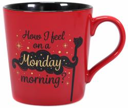Aladdin Tapered Mug Jafar Ecstatic Monday Morning
