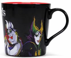 Villains Tapered Mug Cruella de Vil, Evil Queen & Ursula Bad Girls