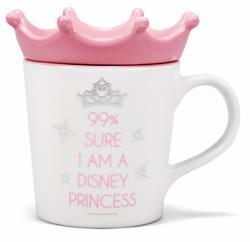Princess Shaped Mug - 99% Sure I am a Disney Princess
