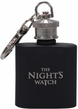 Mini Hip Flask: Night's Watch