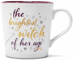 Harry Potter Tapered Mug Hermione Granger Brightest Witch