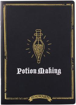 Harry Potter Exercise Notebook Potion Making