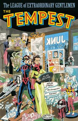 League of Extraordinary Gentlemen Book 4: The Tempest
