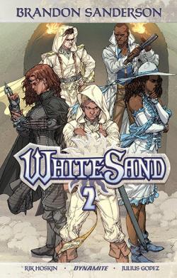 White Sand Vol 2