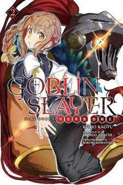 Goblin Slayer Side Story Year One Light Novel 2