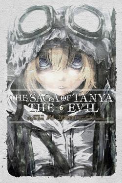 Saga of Tanya Evil Light Novel Vol 6
