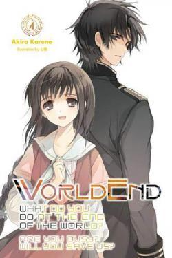 Worldend Light Novel 4