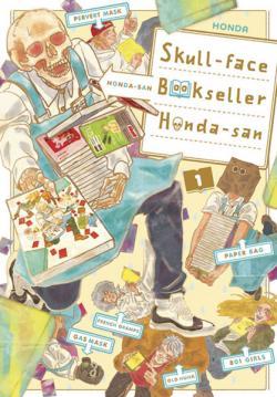 Skull-Face Bookseller Honda-San Vol 1