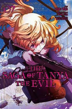 Saga of Tanya Evil Vol 7