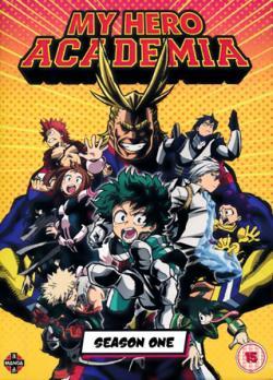 My Hero Academia, Season 1
