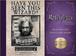 Harry Potter and the Prisoner of Azkaban Enchanted Postcard Book