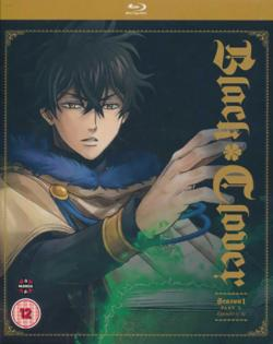 Black Clover: Season 1, Part 2