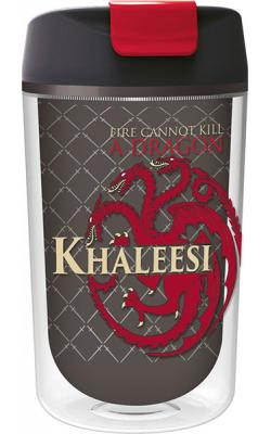 Drinking Cup Tumbler To Go Khaleesi