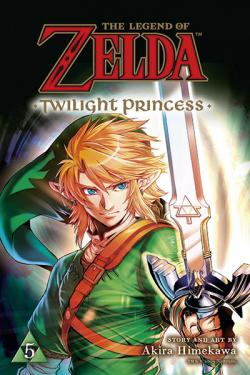 Legend of Zelda Twilight Princess Vol 5