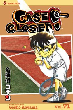 Case Closed Vol 71