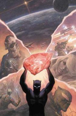 Black Panther Book 7: Intergalactic Empire of Wakanda Part 2