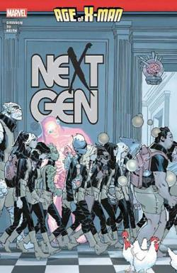 Age of X-Men: Nextgen
