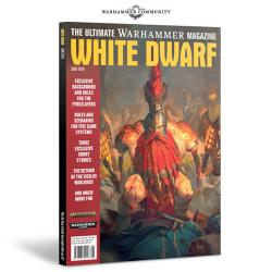 White Dwarf Monthly Nr 34 Juni