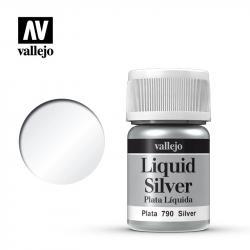 Liquid Silver (Alcohol based)