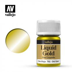 Liquid Old Gold (Alcohol based)