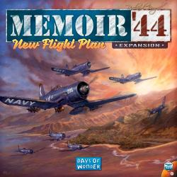 Memoir '44 - New Flight Plan Expansion