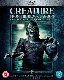 Creature from the Black Lagoon, Complete Legacy Collection