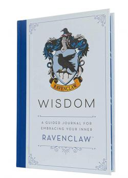 Wisdom: A Guided Journal for Embracing Your Inner Ravenclaw