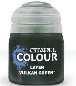 Vulkan Green