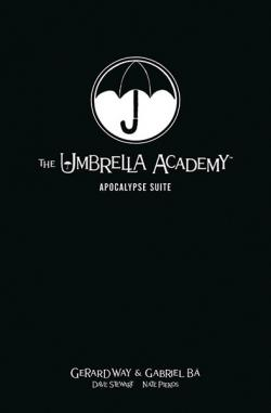 Umbrella Academy Library Edition Vol 1: Apocalypse Suite