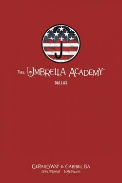 Umbrella Academy Library Edition Vol 2: Dallas
