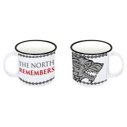 Stark The North Remembers Mug
