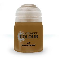 Balor Brown Air