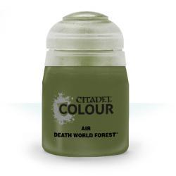 Deathworld Forest Air