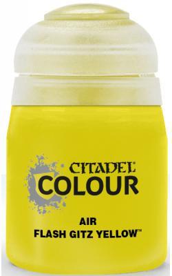 Flash Gitz Yellow Air