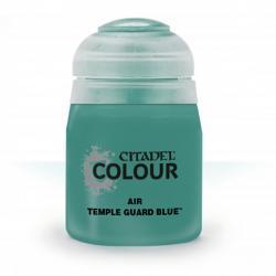 Temple Guard Blue Air