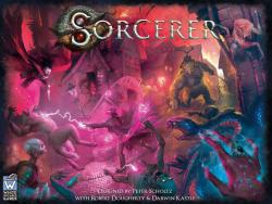 Sorcerer: A Strategy Card Game