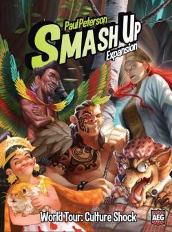 Smash Up - World Tour Culture Shock