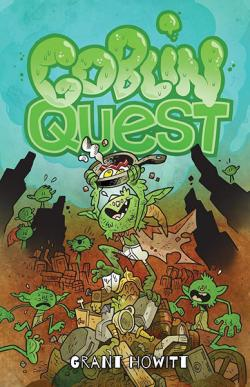 Goblin Quest The Roleplaying Game
