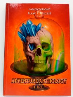Adventure Anthology: Fire