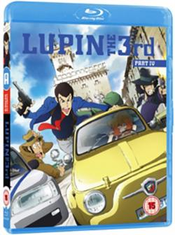 Lupin III, Part IV