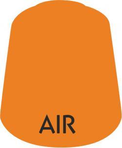 Pyroclast Orange Clear Air