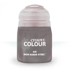 Iron Hands Steel Air