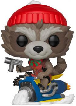 Holiday Rocket Raccoon Pop! Vinyl Figure