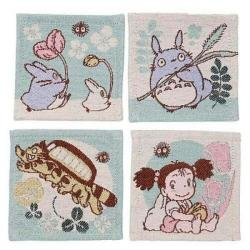 My Neighbor Totoro Coaster 4-Pack Characters