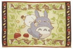 My Neighbor Totoro Placemat Acorns