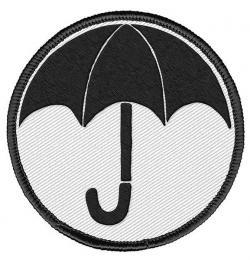 Patch Logo 6 cm