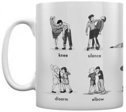 Defence and Dominate Mug